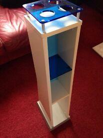 Wii Console Storage Tower Wii U