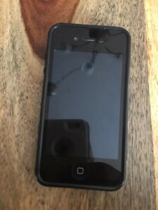 iphone 4s     rogers   full equiper  16 gig