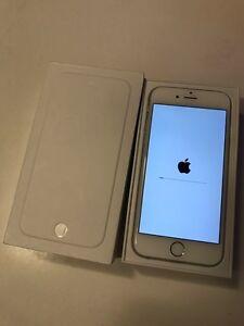 iPhone 6 128gb couleur Argent  (FIDO)