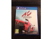 Assetto Corsa Racing Game PS4