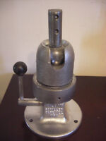 Wilton 301 Pow-R-Arm Positioning Vice.