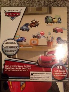 Disney Cars Wall Decals Kitchener / Waterloo Kitchener Area image 4