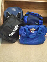 BAGS - VARIETY - REDUCED: $20/ALL