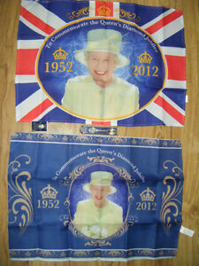 Rare Queen Commemorative collectibles