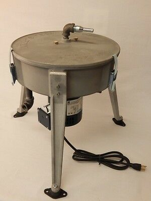 Ultimate Force Centrifuge 240v Oil Wvo Wmo Biodiesel Centrifuge