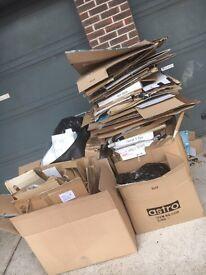 """FREE cardboard & wooden pallets """"bonfire night??"""""""