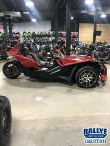 2018 Polaris Slingshot SL Sunset Red