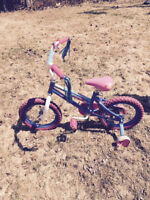14' Girls Lalaloopsy Bike Perfect Shape SOLD PENDING PICK UP