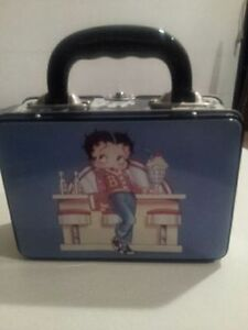 BETTYBOOP LUNCH PAIL
