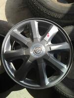 Buick Allure alluminium rims