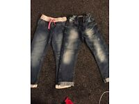 Age 4-5 girls Next Jeans