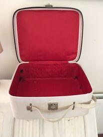 Vintage vanity case (wedding)