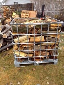 Steel cage for firewood London Ontario image 2
