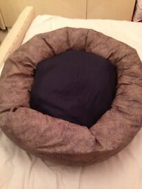 DONUT SHAPED PET BED