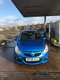 Corsa vxr 2008 loads of upgrades may px caddy