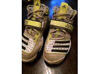 Adidas Cricket boots size 6