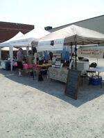 Farmers' Market Stall Staff