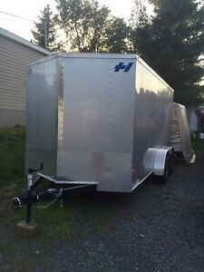 New 2016 Haulmark 7x14 Cargo Trailer