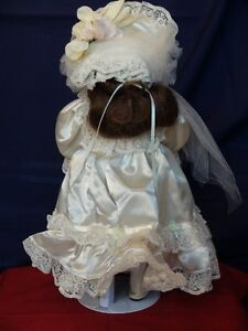 Meggan's Collectors Canadian Procelain Handmade Doll (Daisy) London Ontario image 6