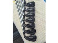 Callaway steelhead xr pro irons 4-p