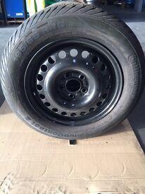195 65 15 tyres x4