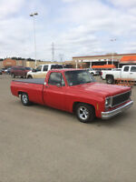 1978 chev long box for sale