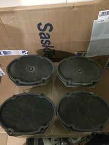 Sony Ford F-150 speakers