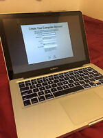 "13"" MacBook Pro 2012 i7 2.9GHZ 8Gb 1600MHZ DDR3 RAM 750GB HDD"