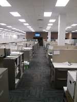 Office cleaning and commercial cleaning
