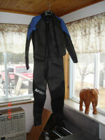 2 pc BARE wetsuit