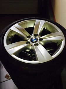 "19"" BMW 335i Sport Wheels and Tires Regina Regina Area image 3"
