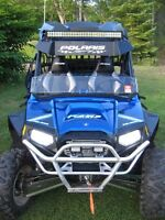 """ MINT CONDITION 2013 POLARIS RZR S LIMITED EDITION"""
