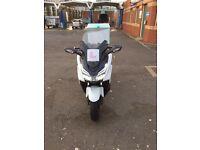 Honda forza 125cc for sale £2800 ONO