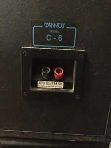 Tanjoy, Sony and Technic Speakers for sale London Ontario image 2