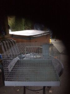 Rabbit Cage  or Ginny pig Peterborough Peterborough Area image 2