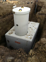 Precast Concrete Septic Tank & Trucking Business for SALE