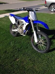 Mint condition yz450f