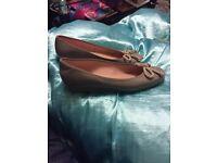 pretty ballerinas brand ladies shoes,