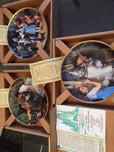 The Hamilton Collection Wizard of Oz Collection