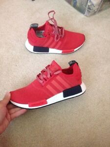Woman's Size 7.5 NMD R1s