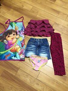 Vêtement de fille