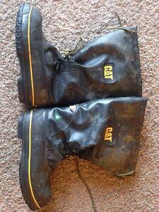 Men's CAT boots