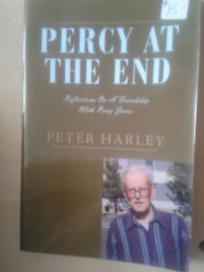 Percy at the End: Reflections of a Friendship with Percy Janes