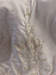 Wedding dress size 0 Belleville Belleville Area image 8