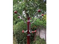 High quality maroon coat stand for sale