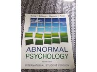 individual or complete Psychology text books collection
