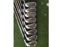 Taylormade psi irons 4-gap wedge project x 6.5