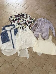 All tops 2 for $10 or $7 each!!! Sizes 8 - 14 Austral Liverpool Area Preview