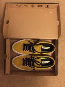BRAND NEW!!!  Cons converse yellow size 9 $100 OBO!!
