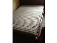IKEA DOUBLE MATTRESS VGC